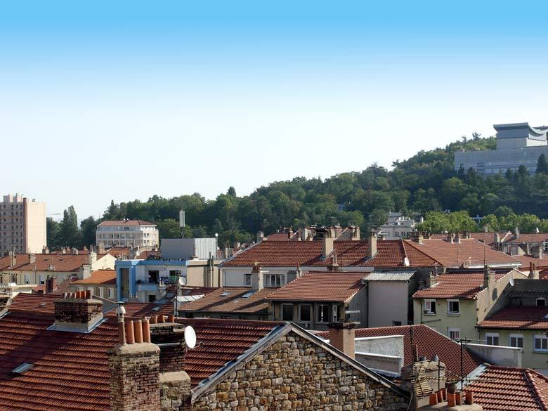 Toiture à Saint Etienne