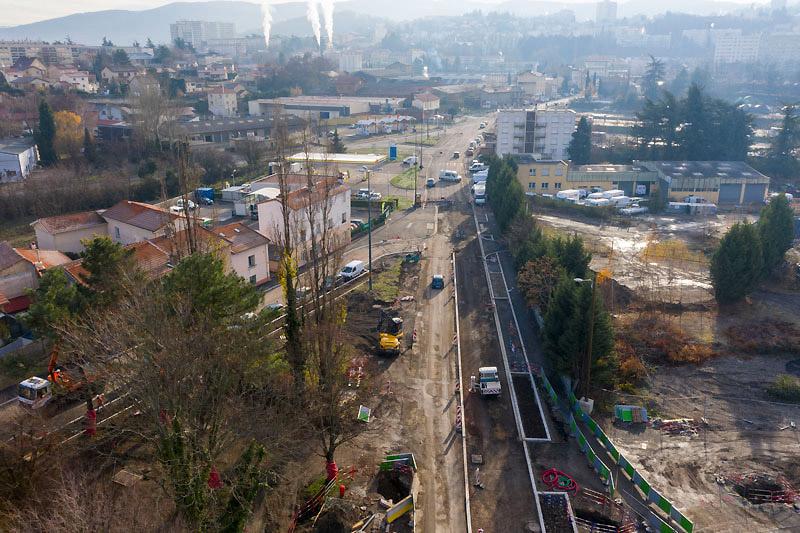 Travaux publics Saint Etienne