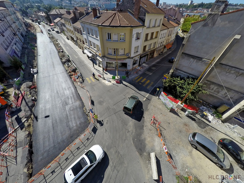 Boulevard Fauriat Croisement